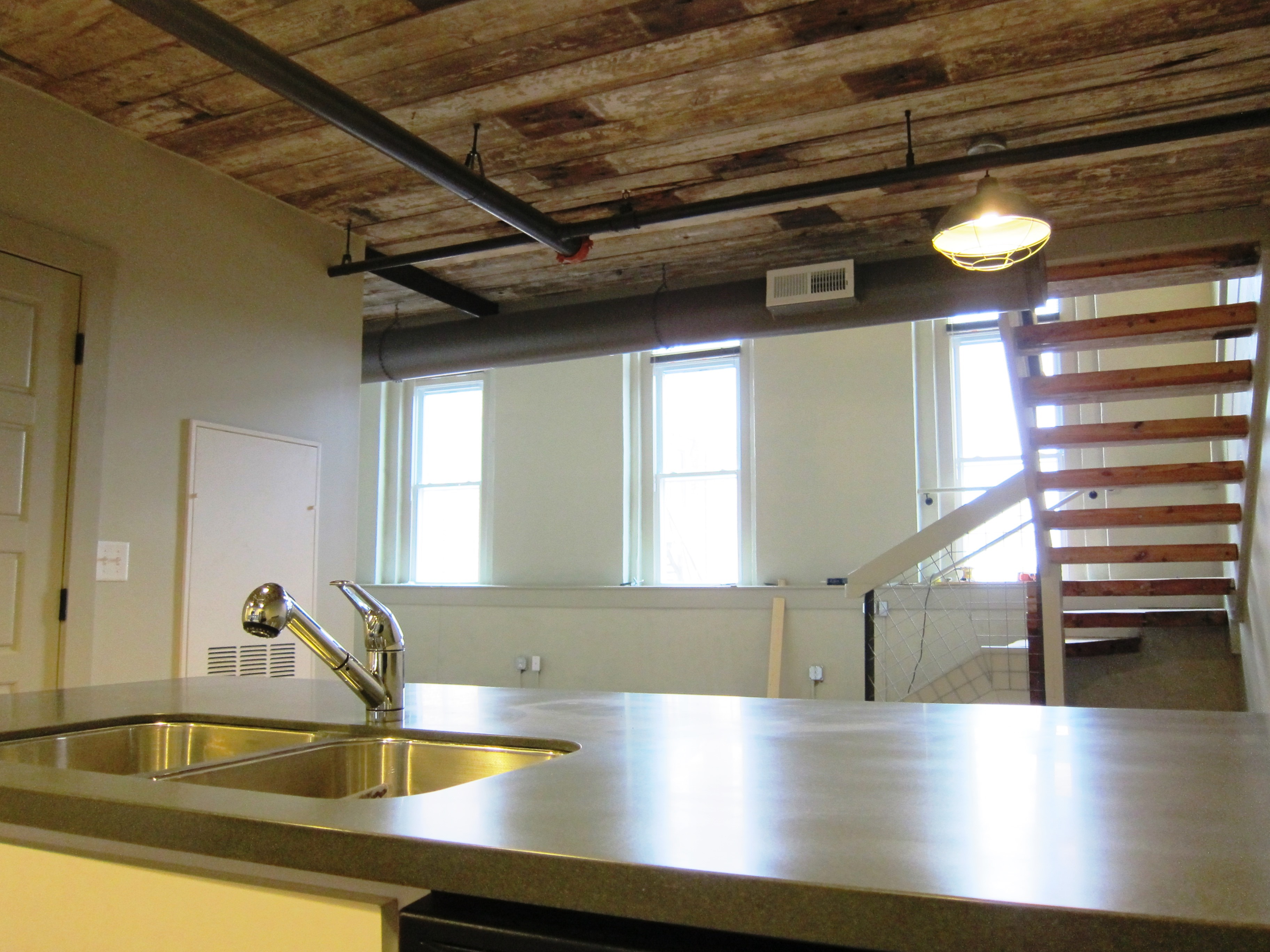 Nash Street Lofts in Wilson was redeveloped by CommunitySmith