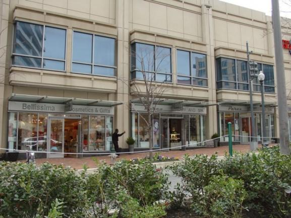 high-end retailers in Chevy Chase, MD