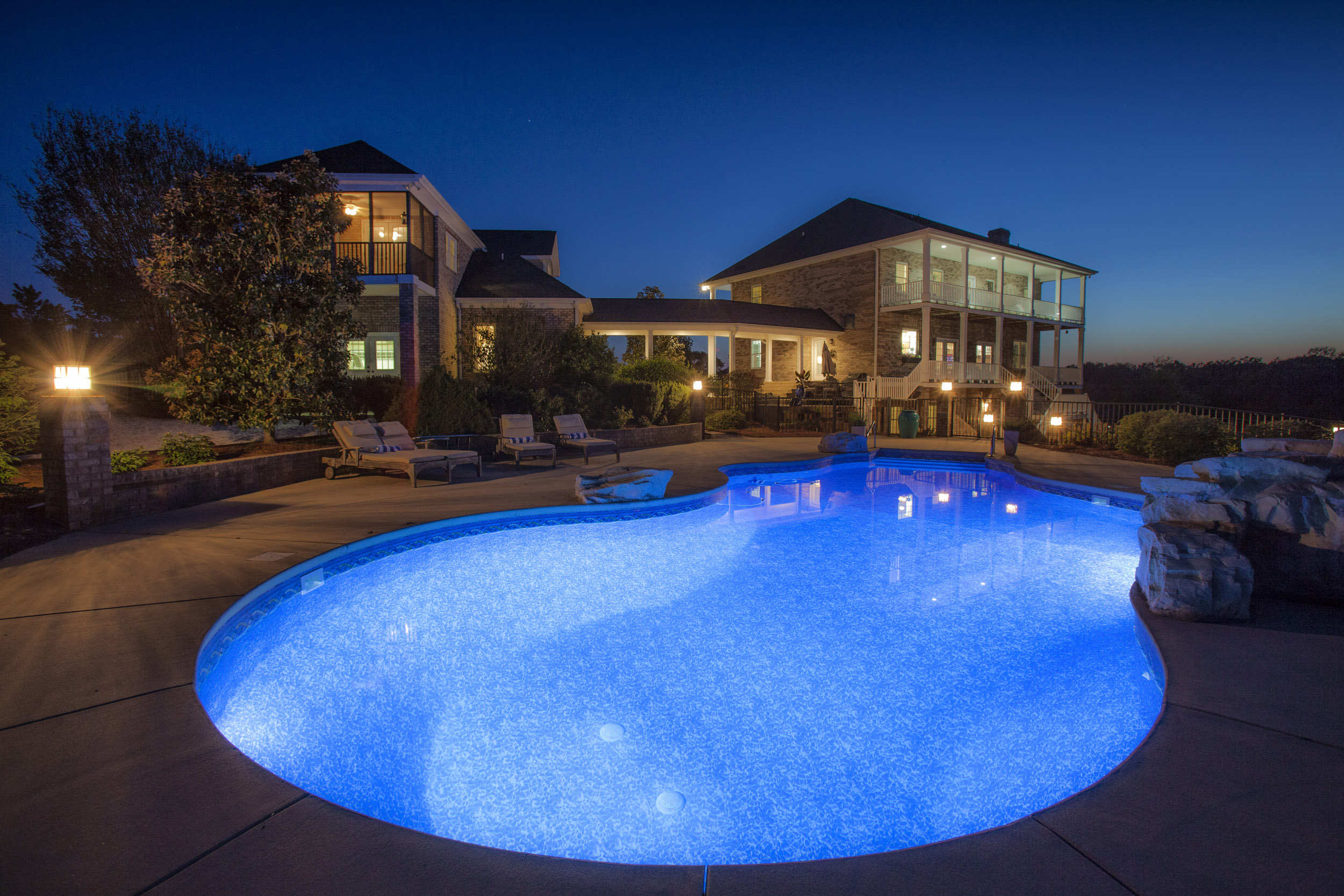 Johnston County Homes For Sale With An In Ground Pool Offered By