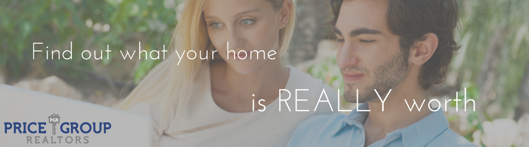 Find out what your home is worth with Price Group Realtors of St Petersburg, Florida
